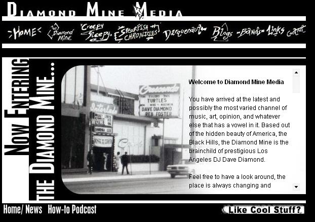 The Diamond Mine History